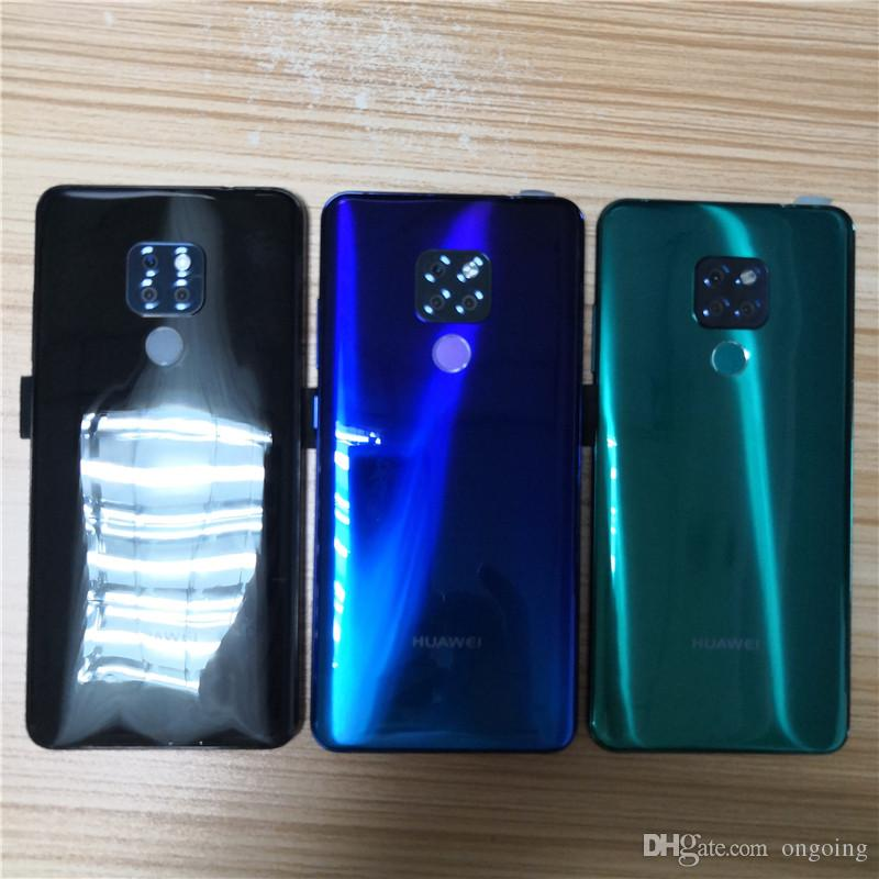 New 6.5 inch water drop screen Cheap Mate20 Pro Smartphone MTK6580P Quad Core 1GB+4G Mobile Phone 3000mAh Capacity Battery DHL Free