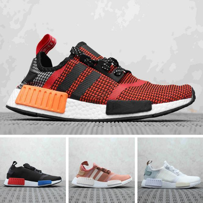 separation shoes 3df86 6c43f 2019 Designer fashion shoes men nmd xr1 women Wave Runner running mens  ultra Training top quality chaussures Sneakers