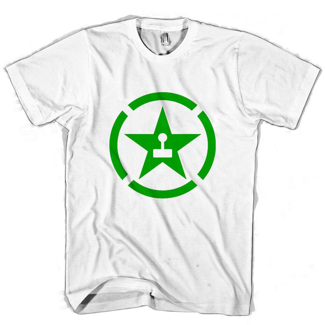 New Achievement Hunter Logo Men's T-Shirt White