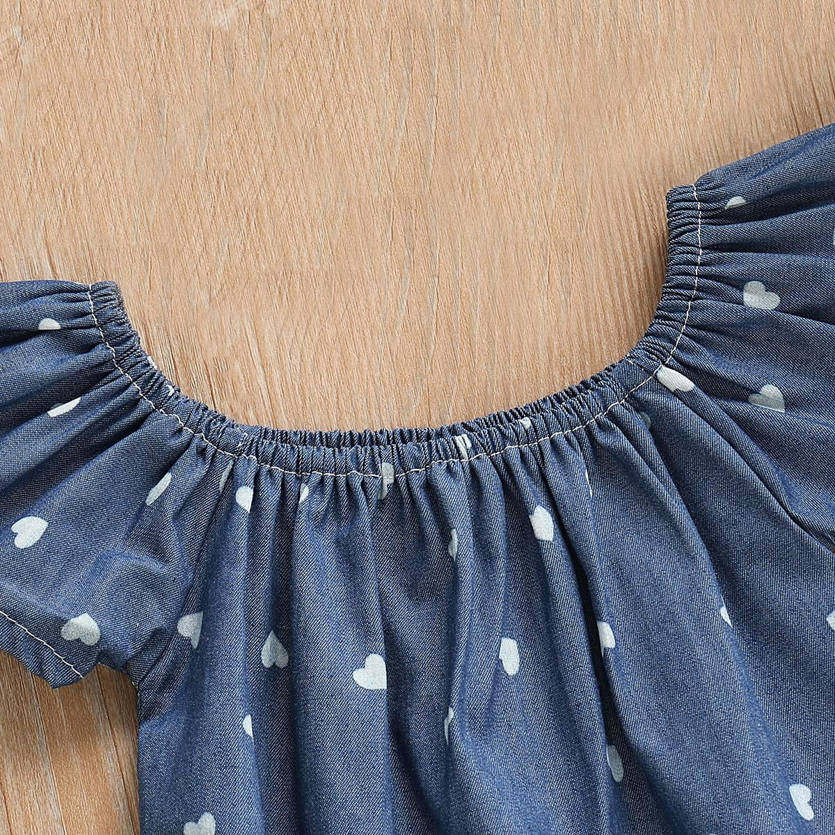 Pudcoco 2019 Nouvelle arrivée du nouveau-né Enfants Bébés filles Outfit Romper Jumpsuit Bow Vêtements Bandeau Set