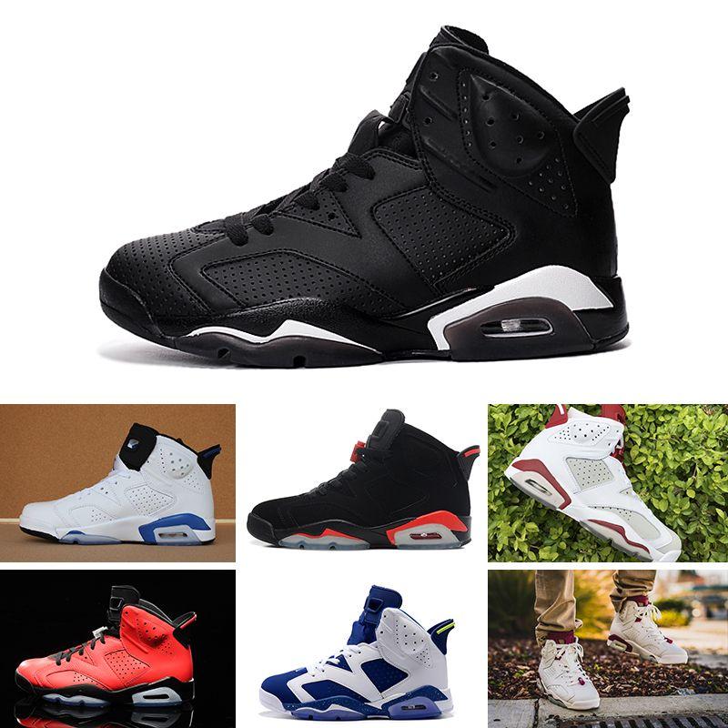 cfb7048c6d8 france compre nike air jordan 1 4 6 11 12 16 retro zapatos de baloncesto  zapatillas