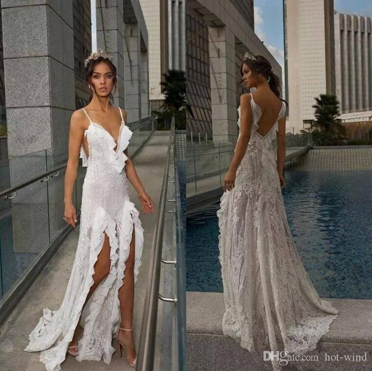 Discount Julie Vino 2019 Summer Beach Bohemia Wedding