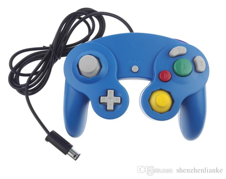 Joystick Gamepad Wired Game Controller para NGC NINTENDO GC Game Cube Para Platinum