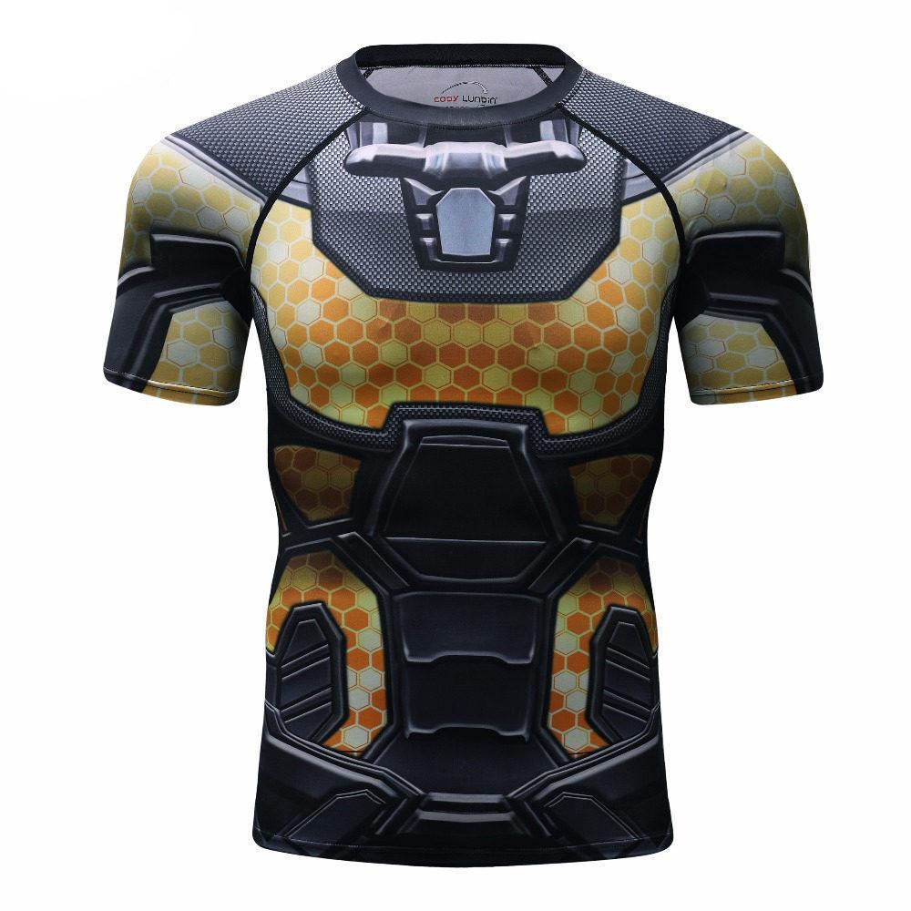 Cody Lundin Brand Men Sweatshirt Fitness Body Spun Compression T Shirt 3d  Printing Mma Super Hero Winter Soldier Cosplayer Tops
