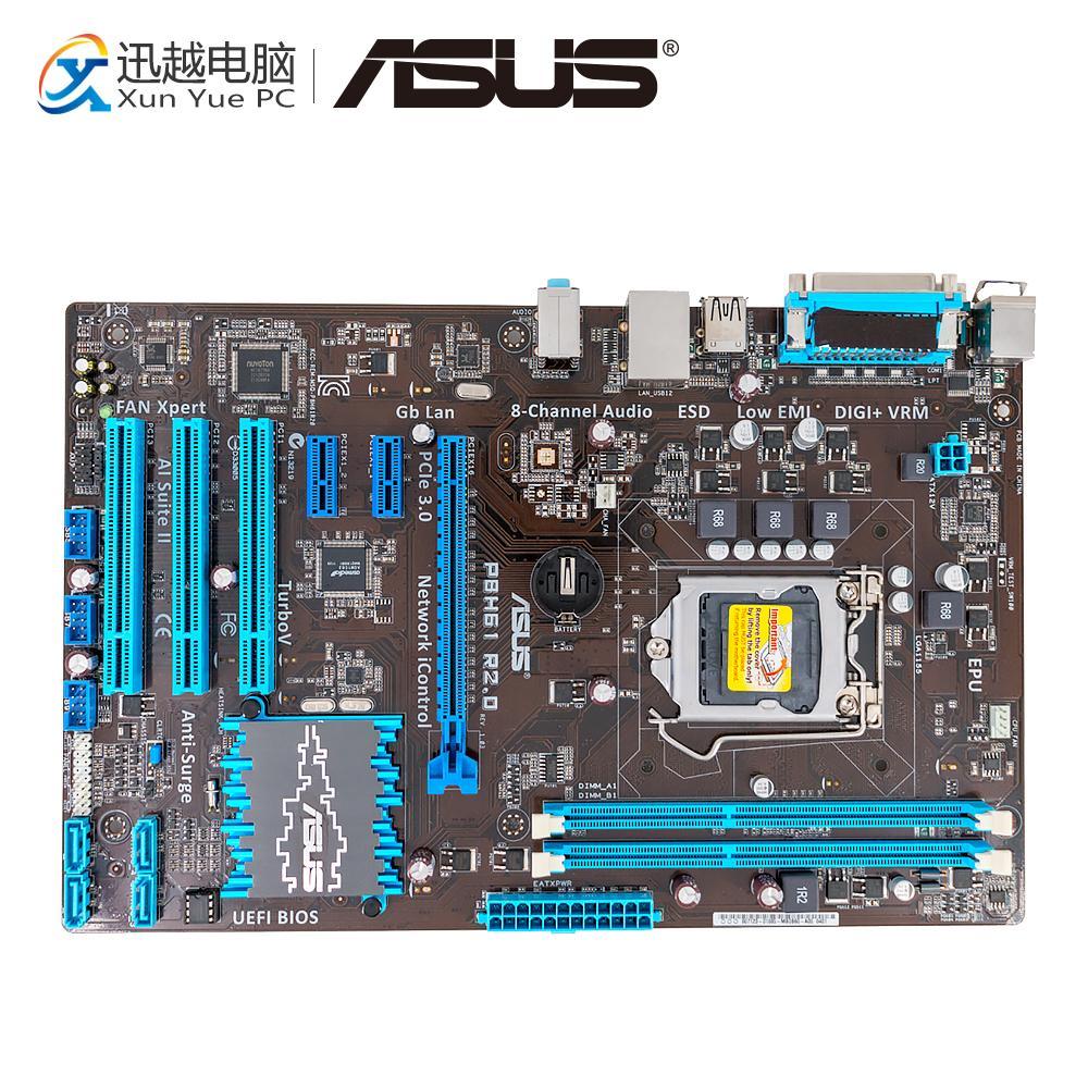ASUS P8H61-V PC DIAGNOSTICS TREIBER WINDOWS 7