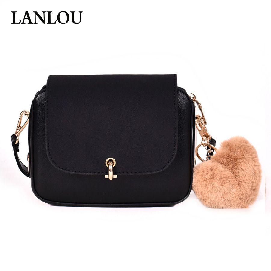 38977a8034af LAN LOU New Shoulder Bag Handbag Women Bag Luxury Handbags Women ...