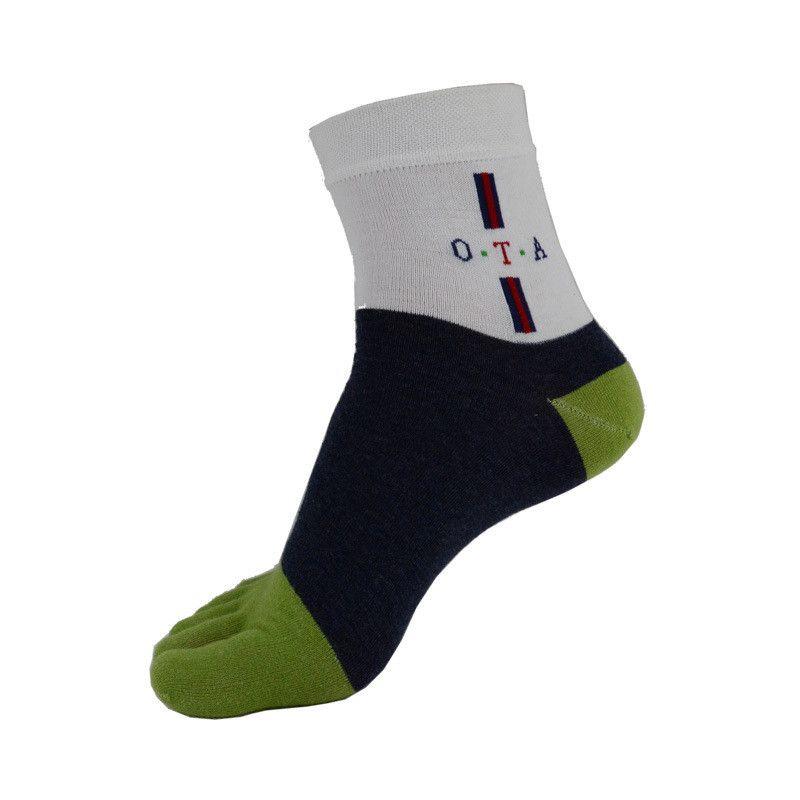 New Breath Five Fingers Toe Männer Socken Cotton Soft Casual Männer kleiden Socken