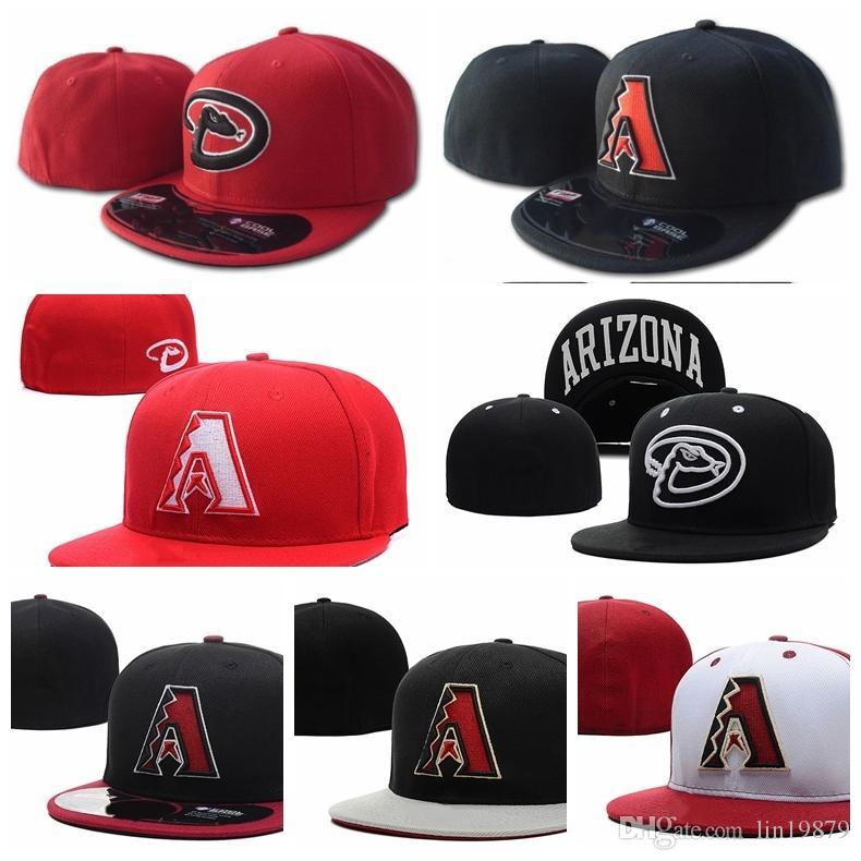 75e7c9abdd91 Brand new 2019 summer style Diamondbacks gorras de béisbol para hombres  mujeres chapeu casquette hueso gorras sombreros cabidos