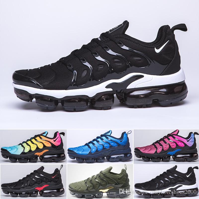 nike Vapormax Tn plus air max airmax Original Tn Mercurial Designer Sneakers Chaussures Homme TN Zapatillas de baloncesto Hombre Mujer Zapatillas