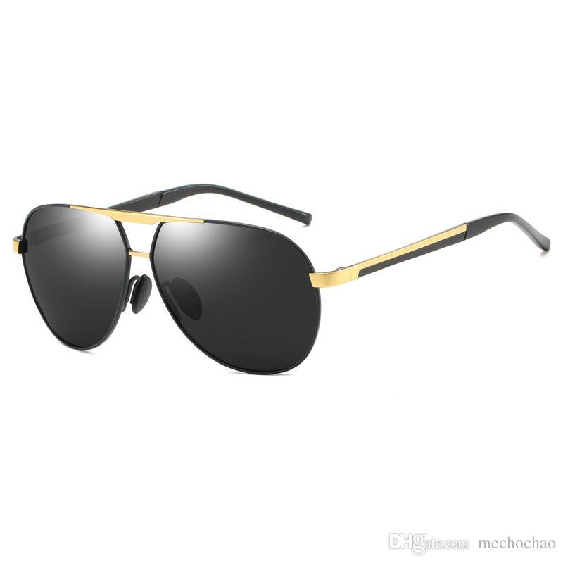 8af135fab0 Compre Gafas De Sol De Alta Gama Para Hombre, Lentes De Color De Diseñador,  Lentes De Sol Polarizadas Para Hombres, Gafas De Sol De Seguridad Para  Hombres ...