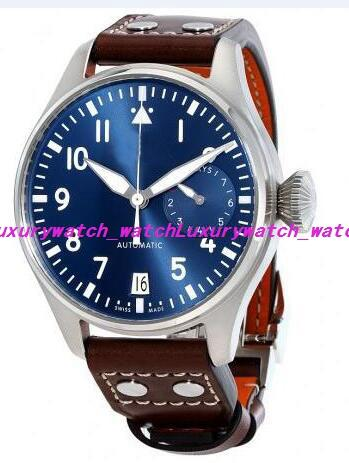 Luxury Best Quality Watch 46mm 500908 500916 7 Days Power Reserve CAL.5111 Movement Automatic GOOD Mens Watches