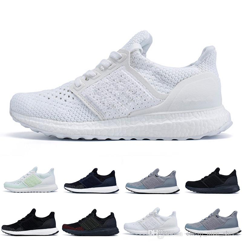 3b908fa5d4f0 HOT New Ultra Boost 4.0 4.5 Primeknit Runner Ultraboots Running Shoes Real Boosts  Sports UB Green Mens Womens Trainers Sneakers Buy Shoes Online Discount ...