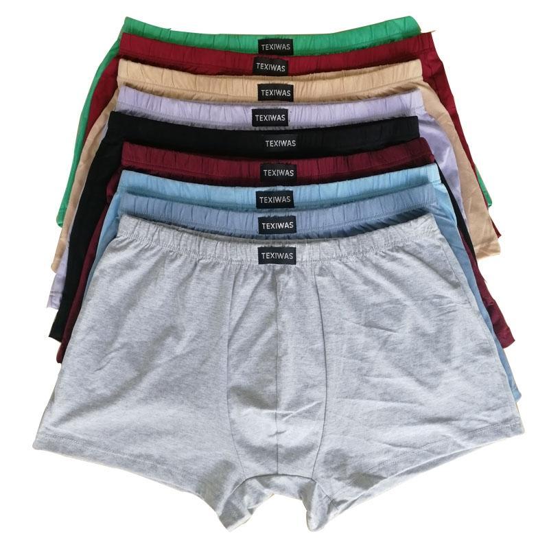 Mens PRINTED boxer shorts underwear cotton plus size S M L XL 2XL 3XL 4XL 5XL