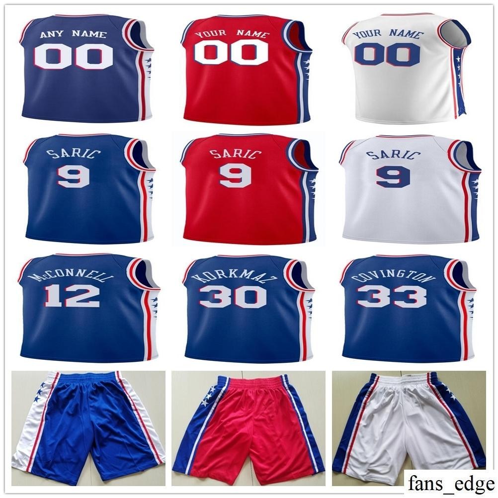 0a70c6f8bb4 ... promo code for 2018 printed mens 9 dario saric jersey 1 justin anderson  0 jerryd bayless