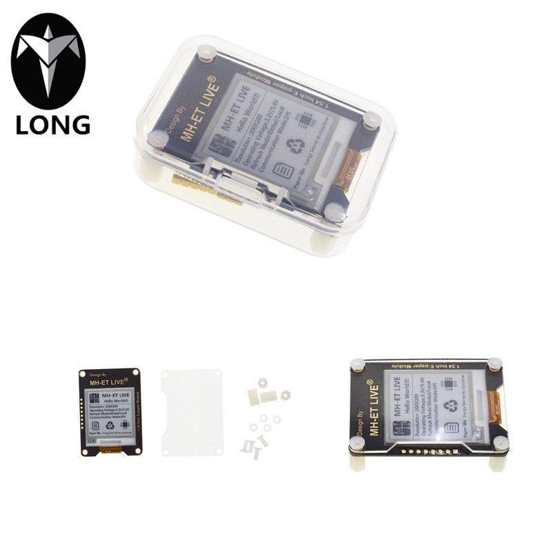longteng 1 54 Inch Epaper Module E-paper E-Ink EInk Display Screen SPI  Support Global Part For ARD UNO STM raspberry pi ESP32