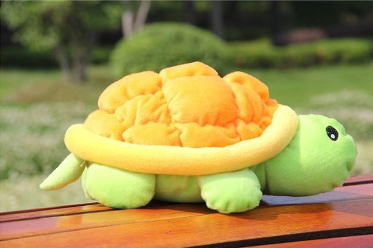 26cm Plush Turtle Toy New Children's Stuffed Toy Pillow