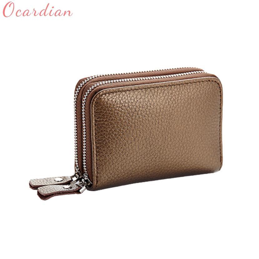 84548485928b Ocardian Wallets Unisex Holders Standard Wallets Wallet Purse Women Leather  Secure Spacious Cute girl For Gift 60.oct.28