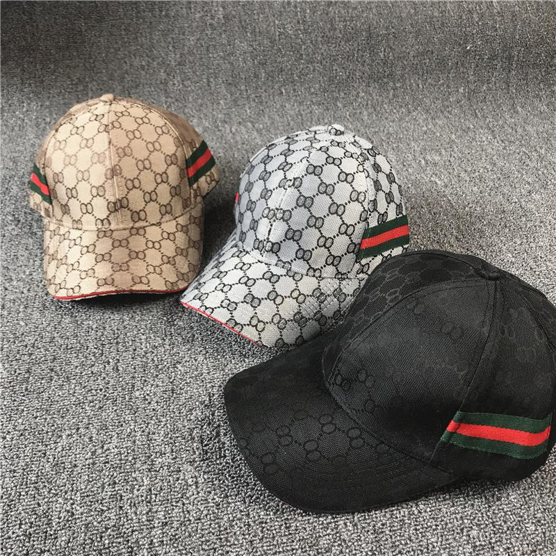 2018 New Style Fashion Gorras Luxury Designer Cap Mens Hats Baseball ... ec7dd2a5b708