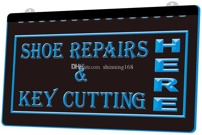 LS1162-b-OPEN-Shoes-Repairs-Key-Cutting-Neon-Light-Signs.jpg Decor Free Shipping Dropshipping Wholesale 8 colors to choose