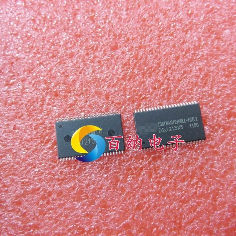 Brand New Original Binding Is61wv51216bll -10tl Asynchronous Static State  Ram Storage