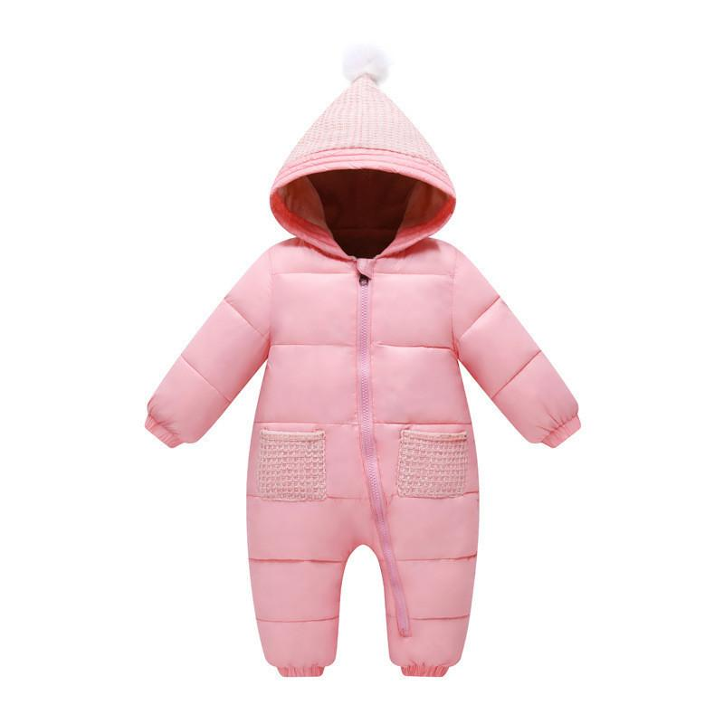 5c76382eb 2019 Good Quality Baby Rompers 2019 Winter Cotton Newborn Warm ...