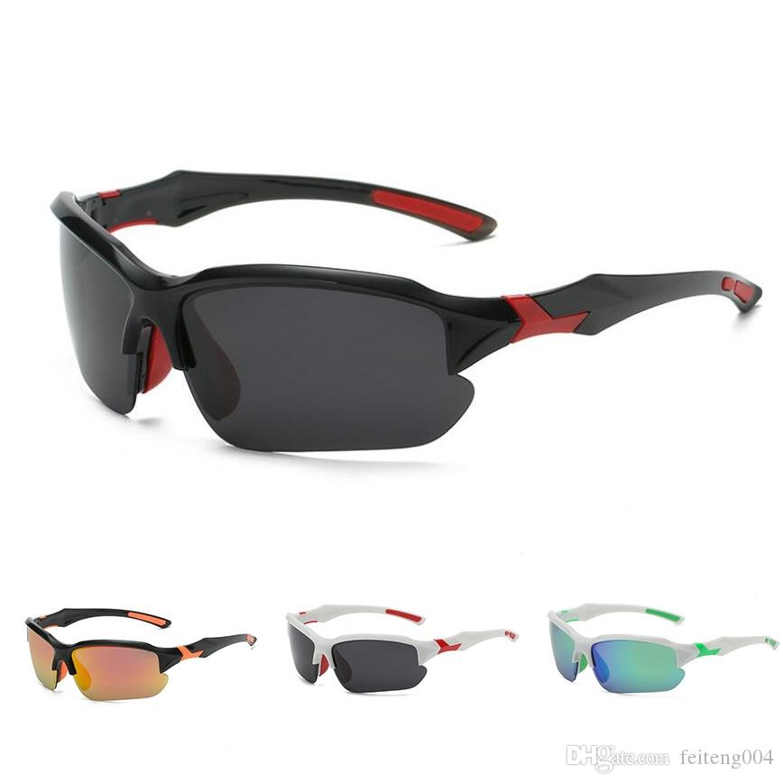 f13463949c Gafas De Sol Polarizadas Ciclismo Gafas Protección UV400 Deporte Exterior Hombres  Mujeres Bicicleta MTB Bicicleta De Carretera Gafas A Prueba De Viento ...