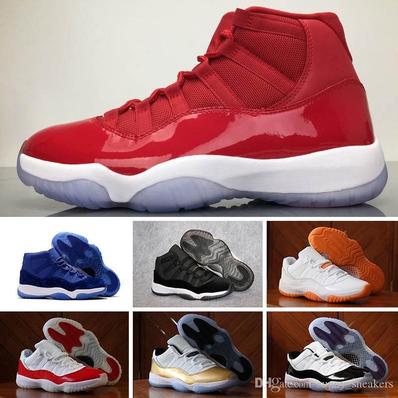 first rate 58561 71c60 Großhandel Nike Air Jordan 1 4 6 11 12 13 Retro Concord High 45 11 XI 11s  Mütze Und Kleid PRM Heiress Gym Rot Chicago Platinum Tint Space Jams Männer  ...