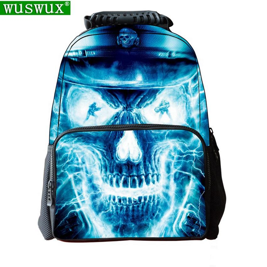 personality Cool school bag new fashion 3D felt printing school backpack Large capacity children backpack student backpacks