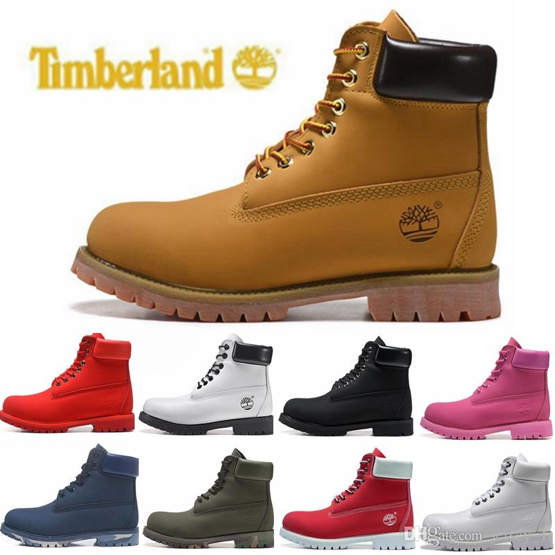 2020 New Timberland
