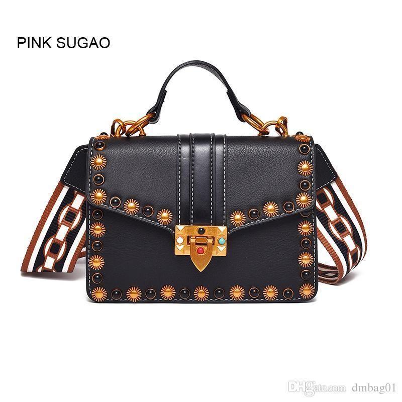 79f480b198a0c Großhandel Rosa Sugao Crossbody Taschen Für Frauen Clutch Luxus Handtaschen  Tote Bag Designer Handtaschen Leder Handtasche Frauen Berühmte Marke ...