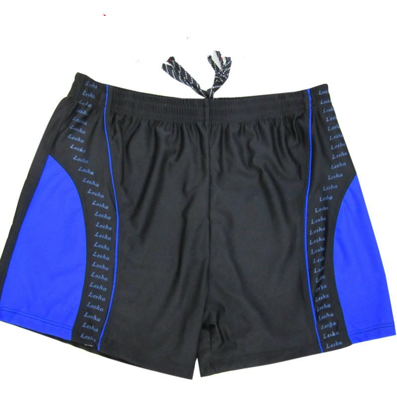 7734ffce0a301 Hot big-size swimming pants men's flat angle swimming pants hot Spring  beach surf men's summer swimsuit trunks
