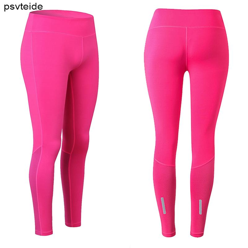 b6840fed5ecc68 2019 Womens Compression Pants Running Tights Women Exercise Tights Mallas Yoga  Pants Sport For Women Running Leggings From Duriang, $35.21 | DHgate.Com