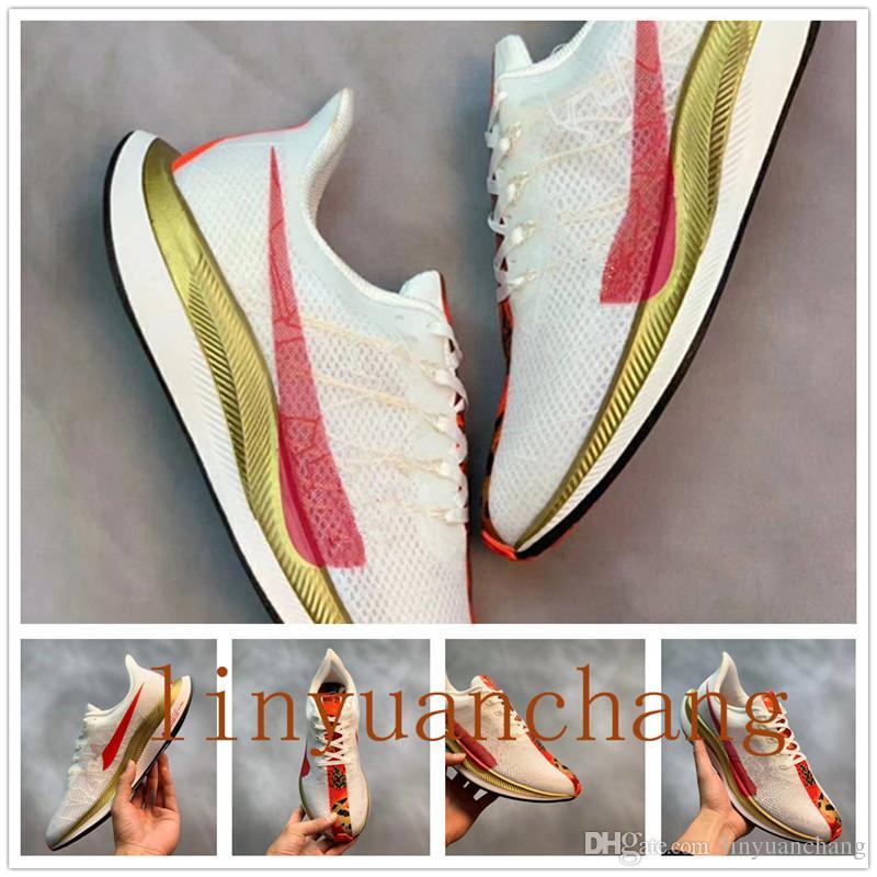 c93669e8ec8cf 2018 New Zoom Pegasus Turbo Barely Grey Hot Punch Black White Running Shoes  For Men Women React ZoomX Vaporfly Pegasus 35 Eur 36 45 Work Shoes Sneakers  ...
