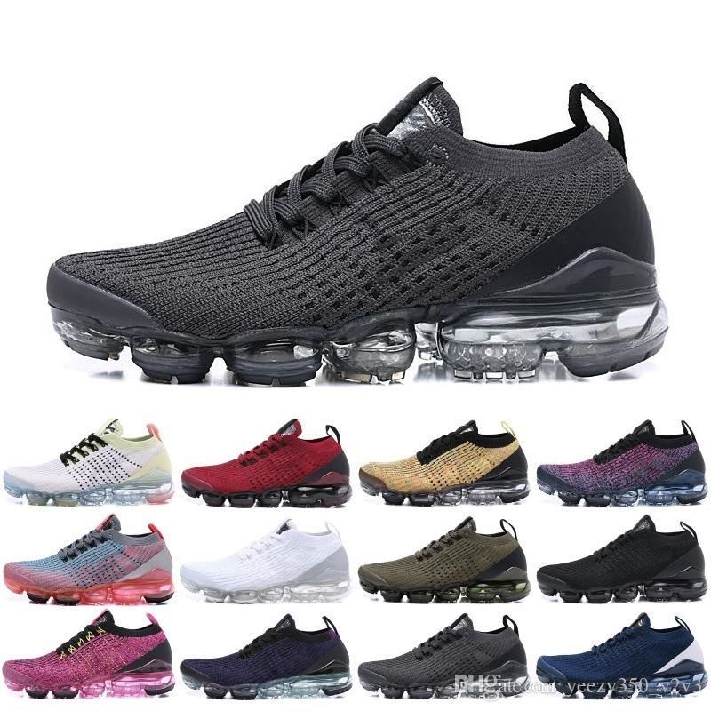 official photos 28378 e0489 Compre Nike Vapormax Air Max 2019 Venta Luz Zapatillas De Deporte Suave 3.0  Mujeres Transpirables Zapatos Deportivos Atléticos Senderismo Correr  Zapatillas ...