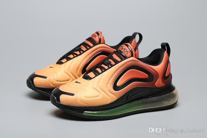 Compre 2019 Nike Air Max 720 Off White Flyknit Utility
