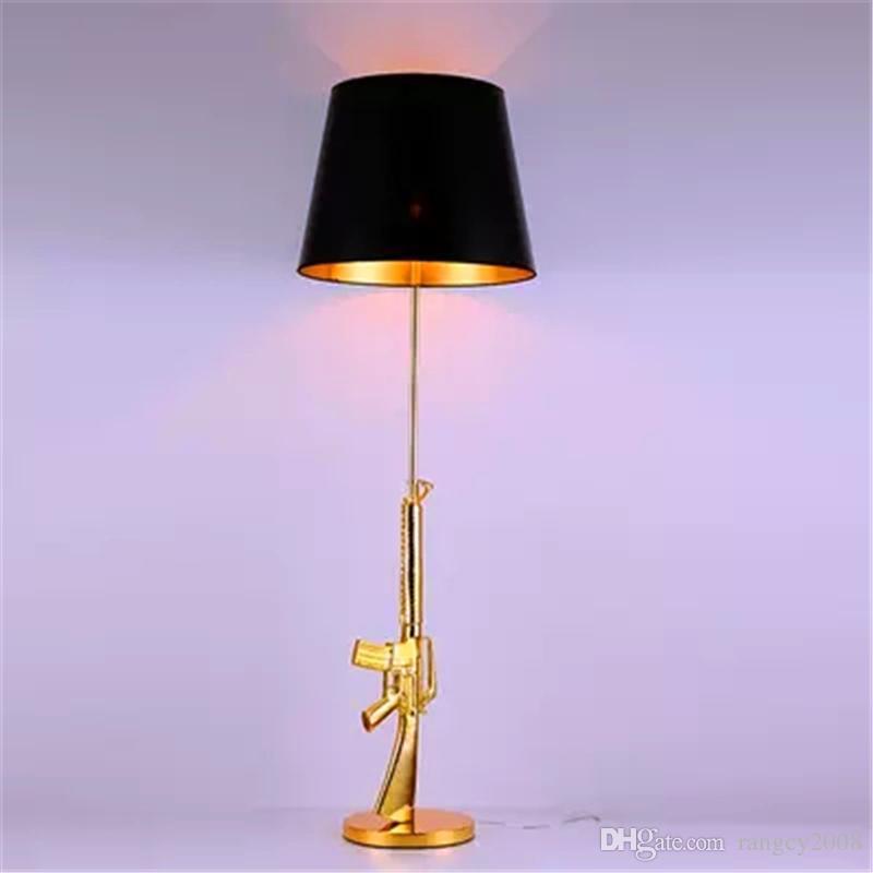 Lámpara Luz La Sala Estar Luminaria Pie Nordic Cocina Led Dormitorio De Oro Estudio Piso Deco WrxdCBoe