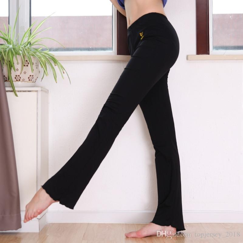 0bbfaba85879c Acheter Qualité Femmes Pantalons Entraînement Danse Pantalon Pantalon  Pantalon De Survêtement Survêtement Bas Enfants Danse Femmes # 189243 De  $34.32 Du ...