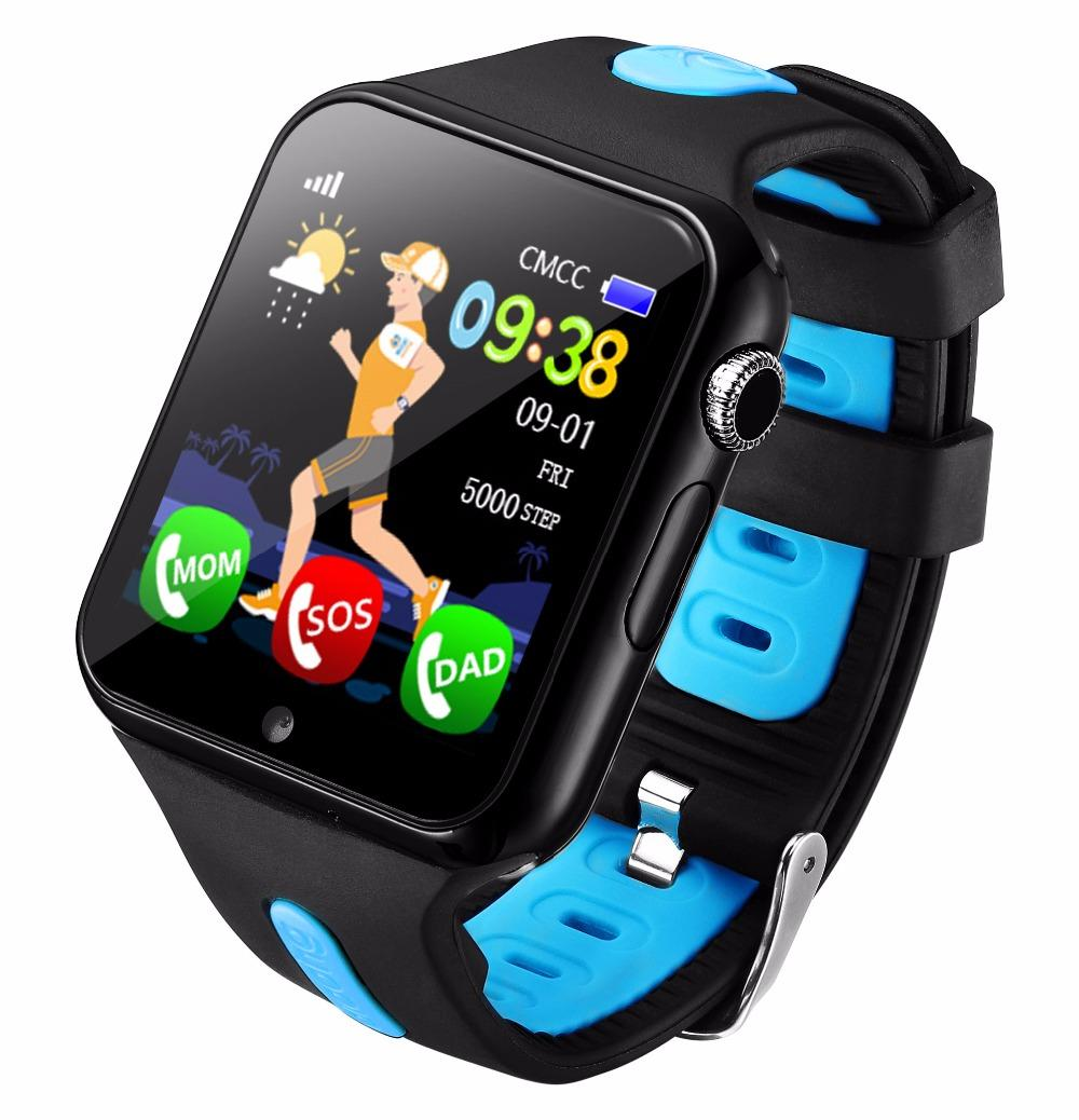 758a6358a ... 11 Top Smartwatches for Techie Tots to Teenagers  Blue Pink Smart  Watches G21 Kids Girls Boys Smartwatch GPS Smart  2018 ...