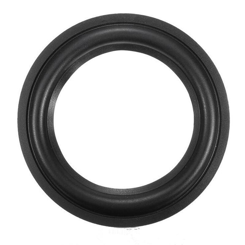 Free Shipping 10 PCS 3 Inch Speaker Accessories Rubber Folding Ring Rubber  Side sSpeakers Repair Parts car