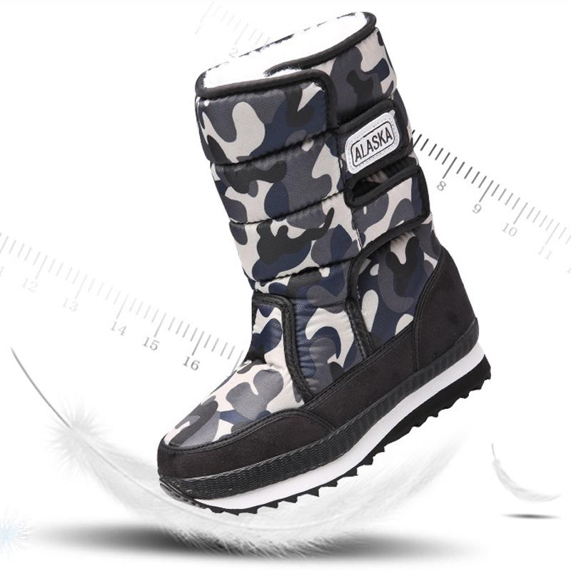 ad2a748a -30 Degree Russia Winter Warm Baby Shoes , Fashion Waterproof Children's  Shoes , Girls Boys Boots Perfect For Kids Accessories Y190523