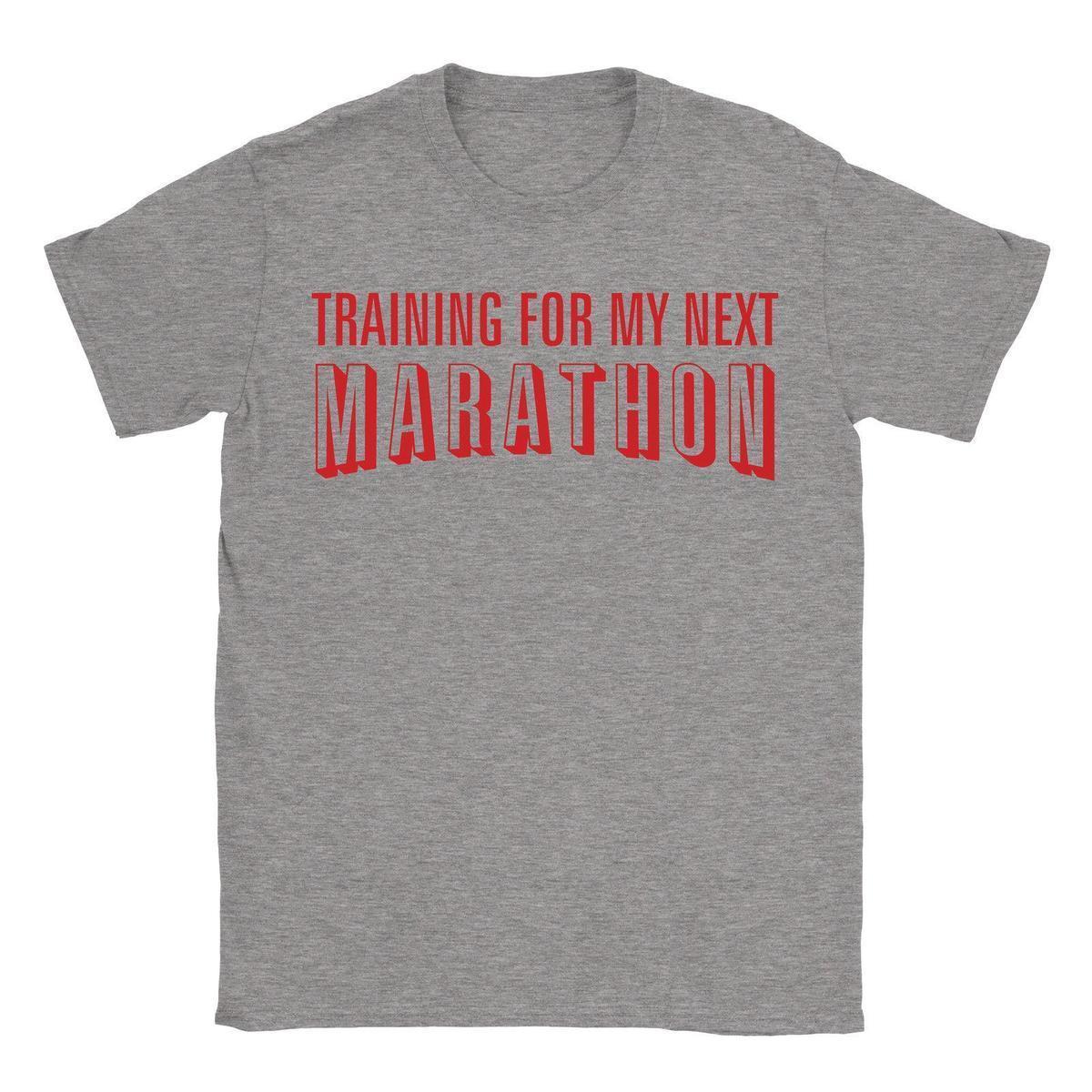 Grosshandel Training Fur Mein Nachstes Marathon Herren T Shirt