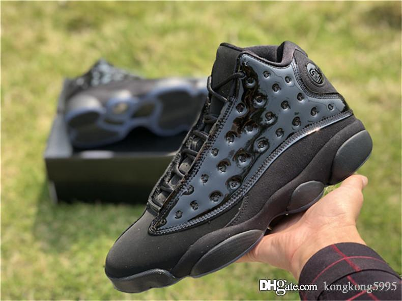 bd1f4687d1b Hot 13 Cap And Gown Men Basketball Shoes 13S Authentic Quality Real ...