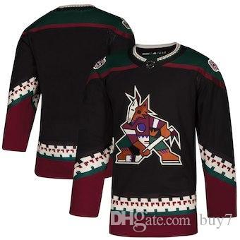 526ed0c4e 2019 2019 Cheap Hockey Jerseys Arizona Coyotes Antti Raanta Custom USA Ice  Hockey Jersey Blank Store Youth Kids Winter Classic DHL Shirts Kids From  Buy7, ...