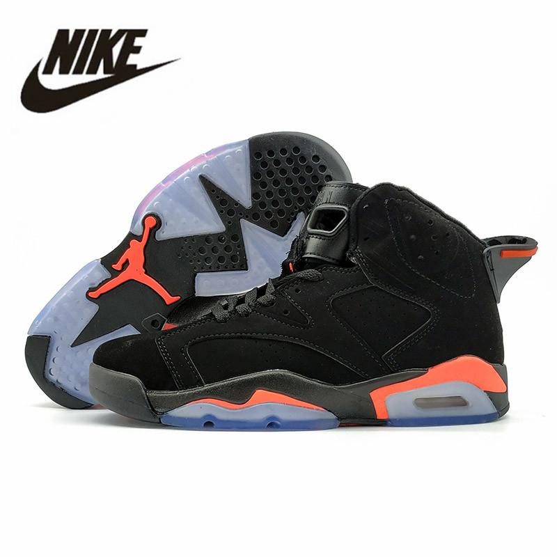 online store 7de11 4cd04 2019 Air Jordan Retro 6 Basketball Shoes Jordan VI Jordans Air 6S Men Women  Tinker UNC Black Cat White Infrared Red Carmine 3M reflection Pantone NRD  ...