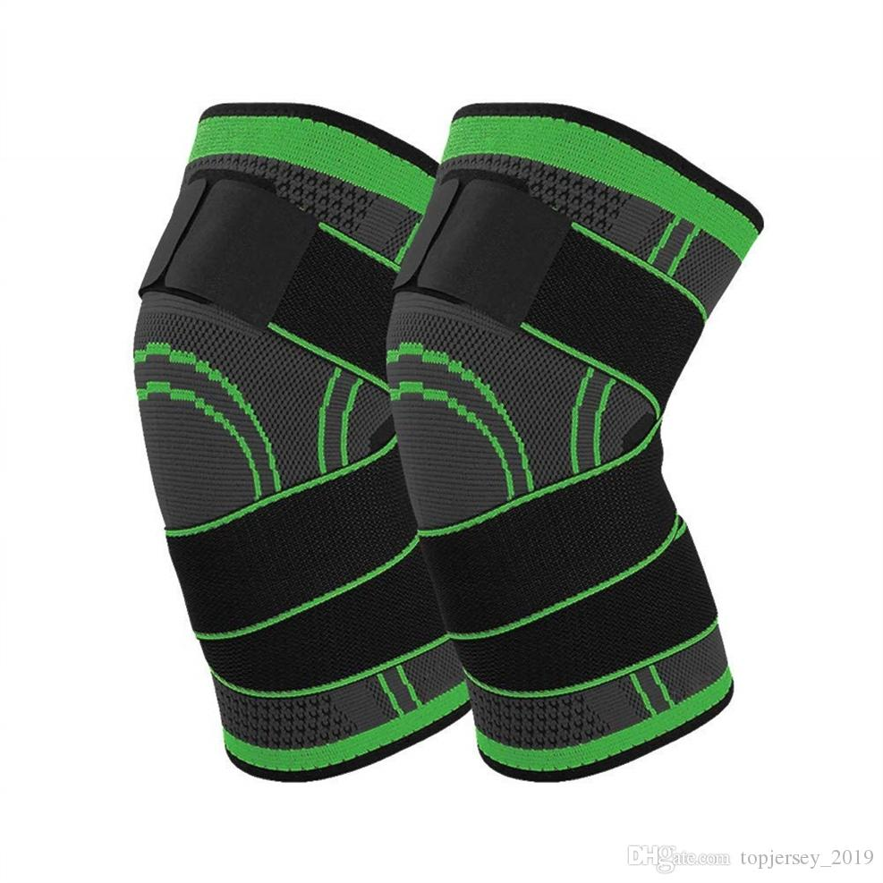 0ccdf71dac 2019 Sharp Knick Knee Pads Protector Cycling Knee Support Sports Brace For  Bike Running Volleyball Basketball Sleeve #71191 From Topjersey_2019, ...