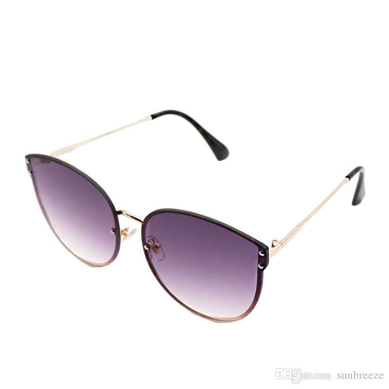 dd28b65ebe3ba SunBreeze Steampunk Sunglasses Glasses Goggles Men Side Visor Circle ...