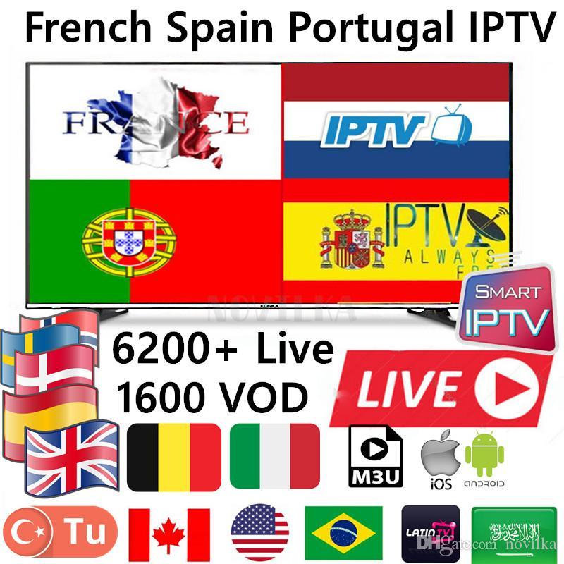 Europe iptv subscription italian french polish Belgium turkish canada  portugal UK iptv code hot club xxx free test