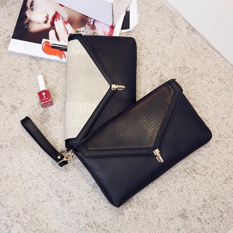 Fashion Design Women Clutch Pop Sale Messenger Bags Shoulder Bag High Quality PU Leather Crossbody Lady Handbags