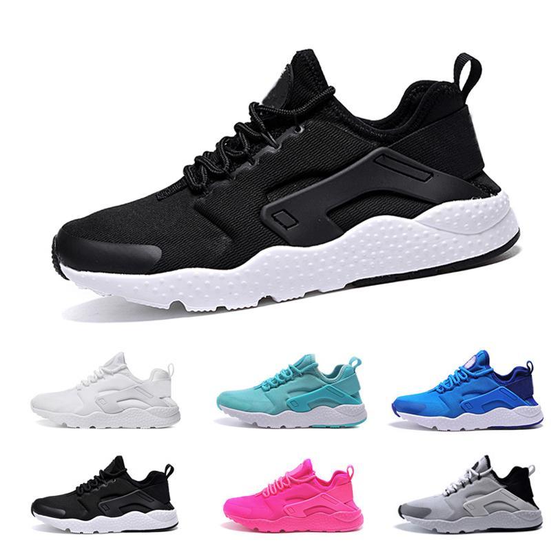 2019 Huarache 3.0 1.0 Classical Triple White Black Red Mens Womens Huarache  Shoes Huaraches Sports Sneaker Running Shoes Size Eur 36 45 High Heel Shoes  Nude ... 911fd9aa8