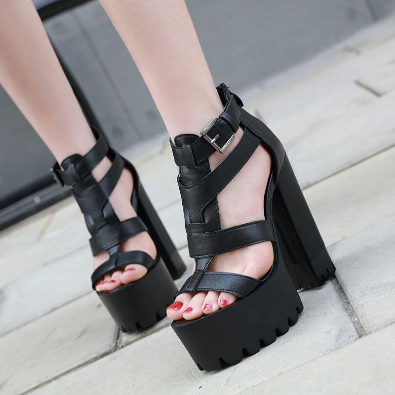 Tacones Compre Zapatos 2019 Verano Plataforma Sandalias W9E2DHIY